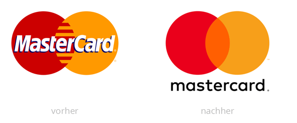 Mastercard Logo-Redesign History